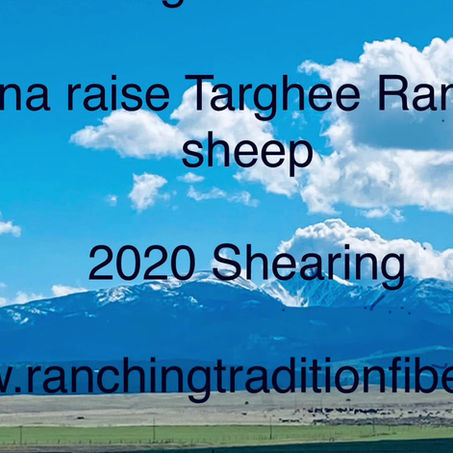 Shearing.