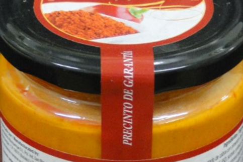 GOAT´S CREAM CHEESE WITH PAPRIKA FROM LA VERA