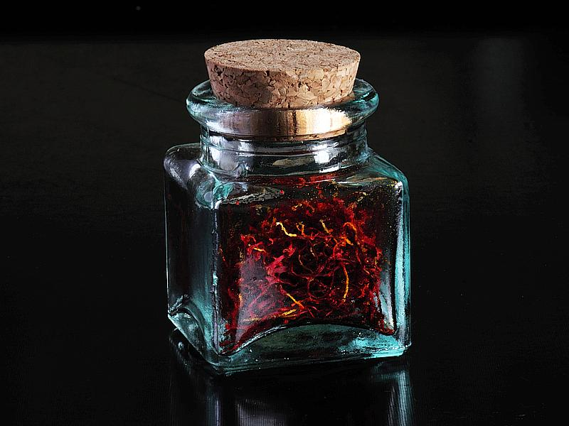 "SAFFRON FROM ""LA MANCHA"""