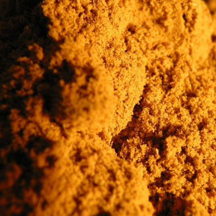 MINERAL SALT FROM AÑANA SPRING WITH CURRY