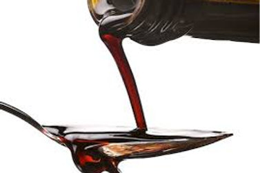 BALSAMIC VINEGAR REDUCTION WITH MOSCATEL