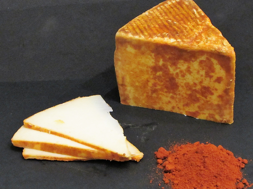 GOAT´S CHEESE WITH PAPRIKA FROM LA VERA