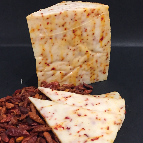 SHEEP´S CHEESE FROM LA MANCHA WITH CHILI