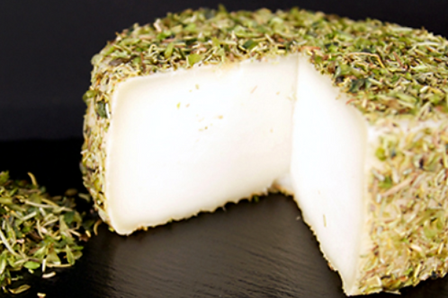 SEMICURED GOAT´S CHEESE WITH ROSEMARY AND OREGANO