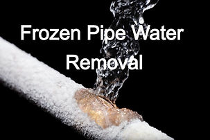 Frozen Pipe Water Damage Eau Claire, Flooded Apartment Cleanup Eau Claire, Flood Remediation Eau Claire, Commercial Water Damage Eau Claire