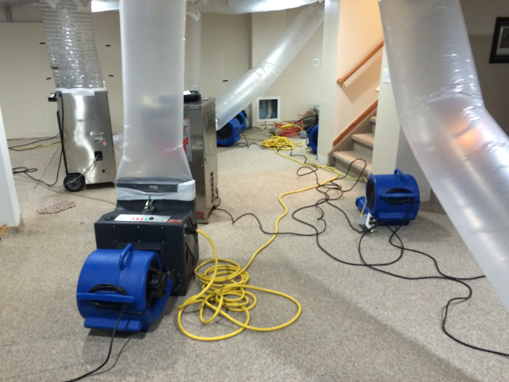 water damage cleanup eau Claire, water damage eau Claire, water damage repair eau Claire