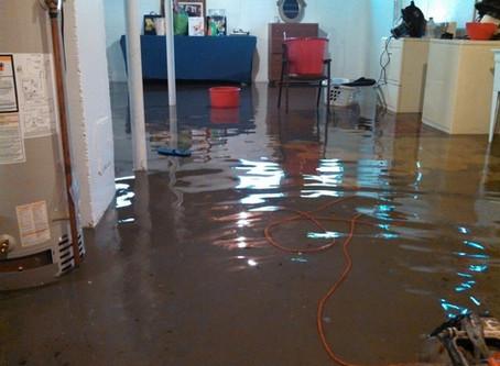Basement Water Removal Eau Claire
