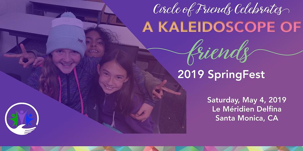 """A Kaleidoscope of Friends"""