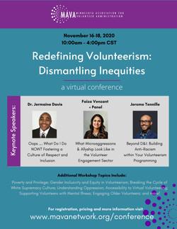 MAVA Conference Flyer 11-16-2020