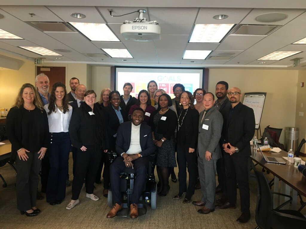 IMPACT2030 Regional Action Team