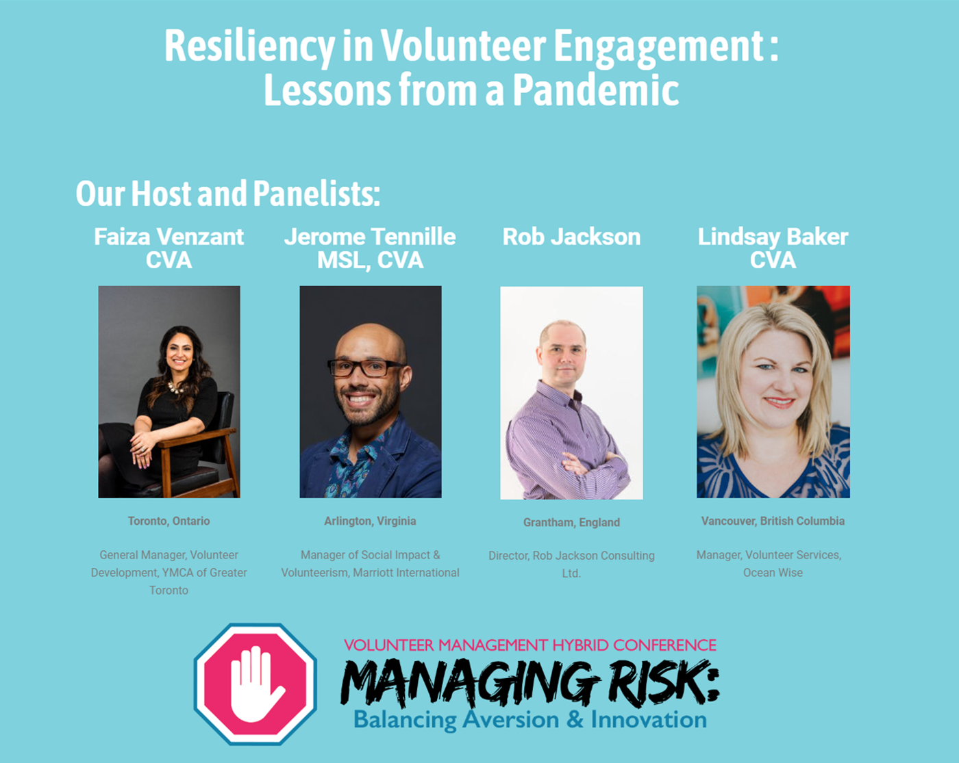 Resiliency in Volunteer Engagement - Les