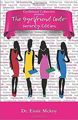 Essie McKoy Book The Gyrlfriend Code Sor