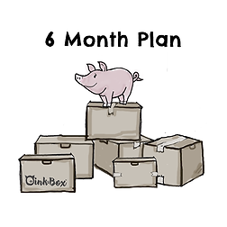 OinkBox 6 Month Plan