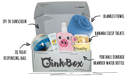 OinkBox July 2018 Box