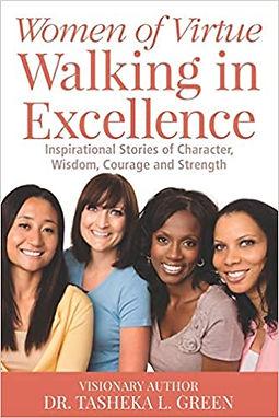 Essie McKoy Book Women of Virtue Walking