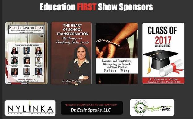 Essie McKoy Education First Show Sponsor