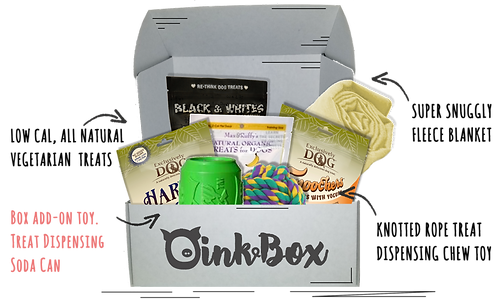 OinkBox April 2018 Box