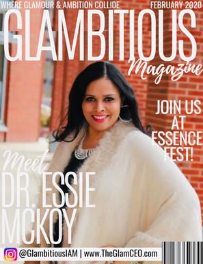 Essie McKoy featured Glambitious Magazin