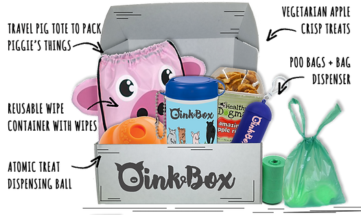 OinkBox June 2018 Box