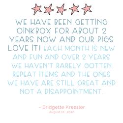 Bridgette Kressler review 2020