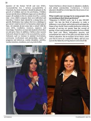 Essie McKoy Edutopia Magazine Feature PT
