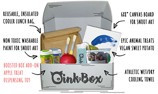 OinkBox August 2018 Piggie Box