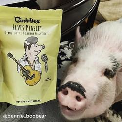 Rock your Piggie's tastebuds with #OinkB