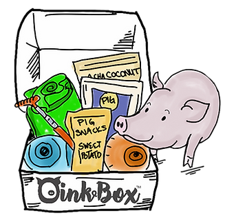 OinkBox Piggie Box
