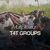 Multiplication: T4T Groups