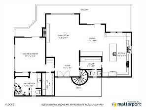 matterport-3D-immersive-virtual-tours-floor-plans2-scottsdale-phoenix-payson-az
