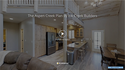 Aspen Cresk Model Elk Creek Builders Cap