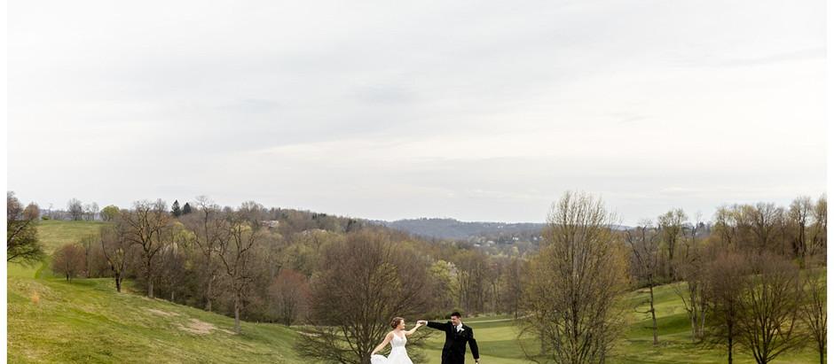Ronnie & Dan's Edgewood Country Club Wedding