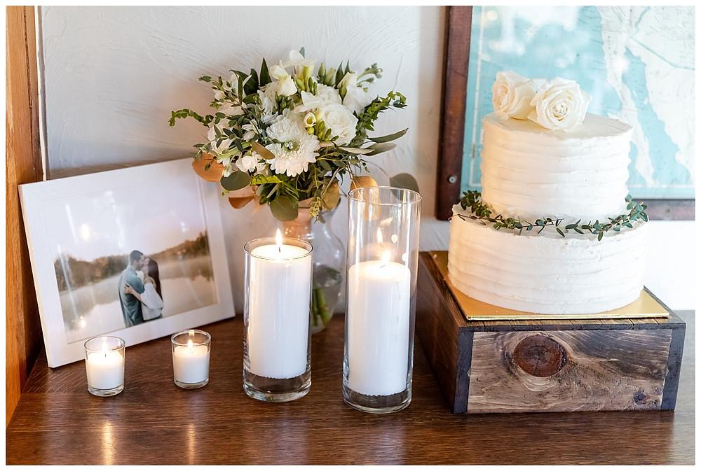 meadow rock farm wedding kayla milory photography
