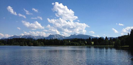 Seen und Bergen