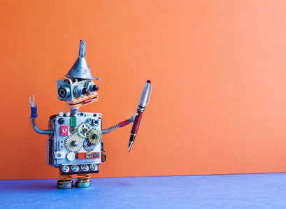 iCopy: Will robots be the new writers?