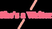 Sarah Mullaney She's a Writer logo