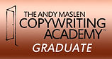 The Andy Maslen Copywriting Academy Grad