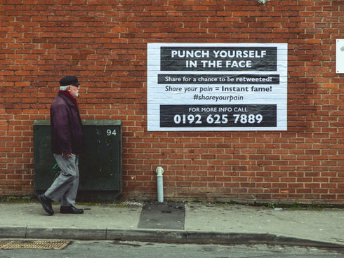 Punch Yourself In The Face Posters | Young People First