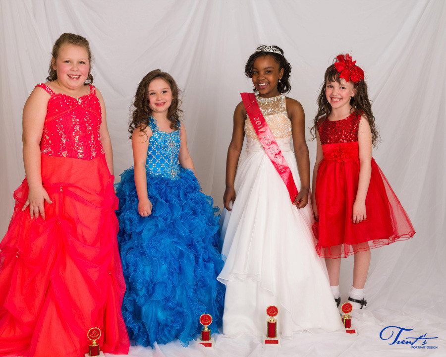 2017 Watermelon Pageant: Little Miss