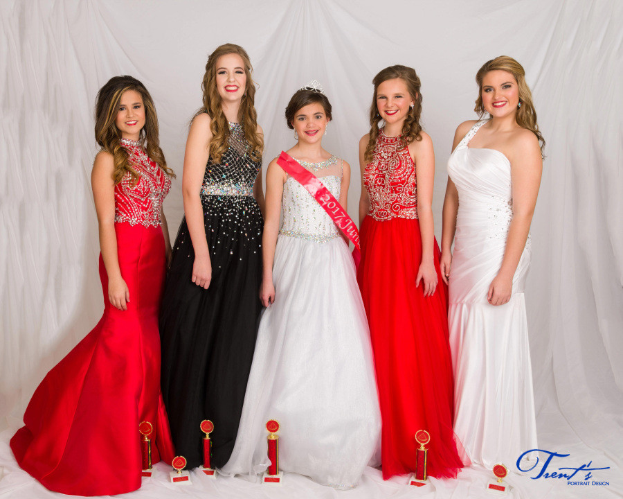 2017 Watermelon Pageant: Junior Miss