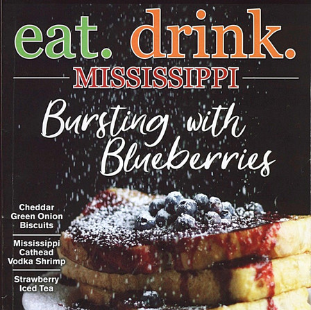2018 April-May: Eat. Drink. Mississippi Magazine