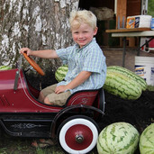 Adorable-Andy-Brooks-on-the-WM-tractor-b