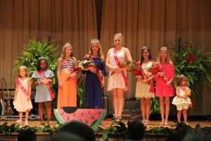 2017 Watermelon Pageant