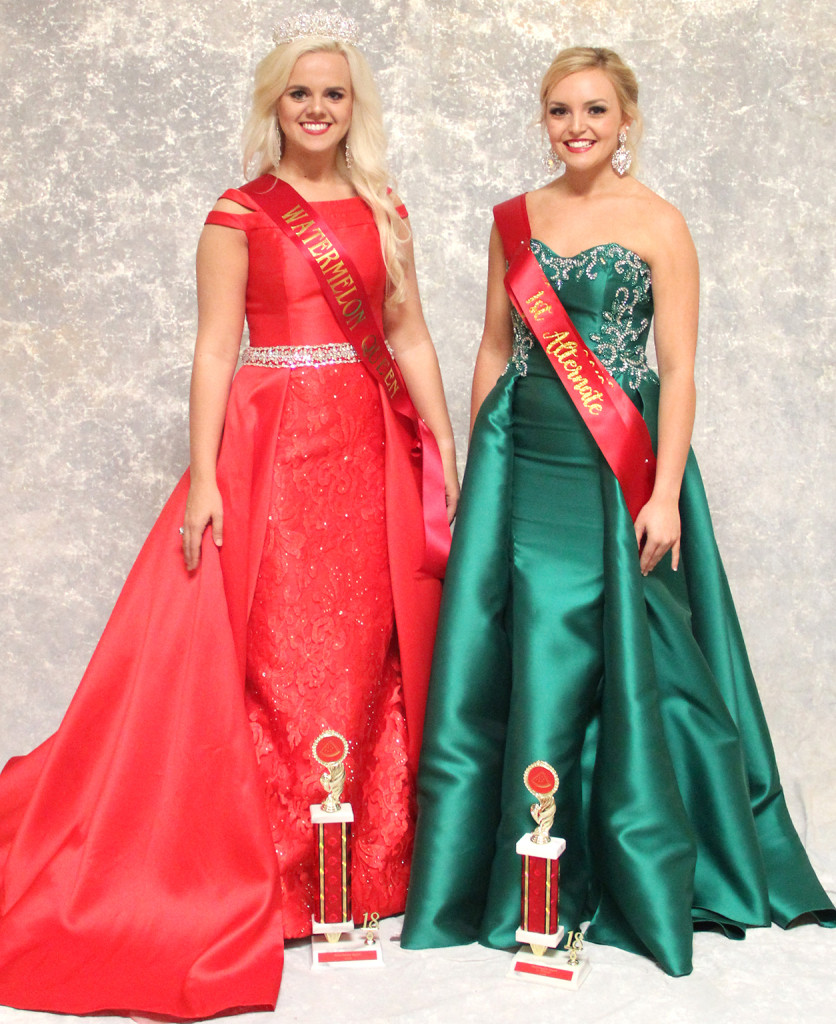 2018 Watermelon Pageant