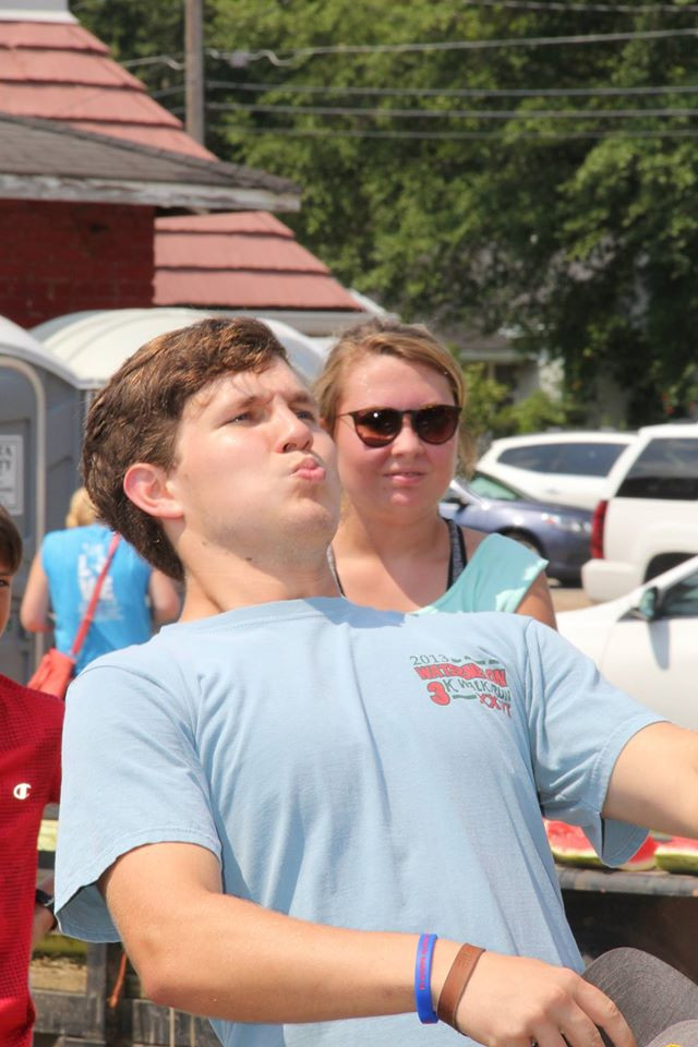 Marshall-Allred-in-Seed-Spitting-Contest