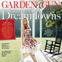 2015 Jun-July: Garden & Gun