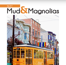 2017 May: Mud & Magnolias Magazine