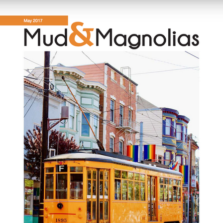 2017 May: Mud & Magnolias Magazine