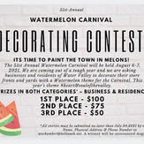 Home & Business Decorating Contest