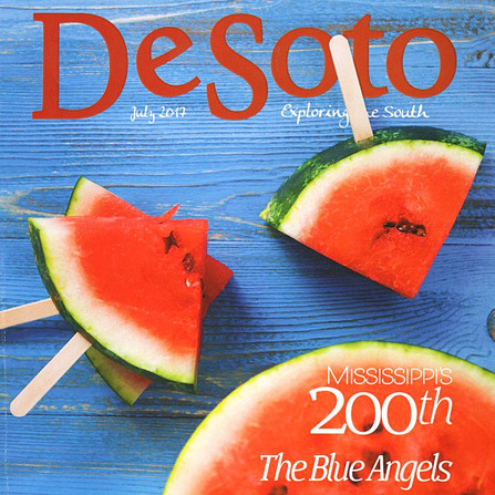 2017 July: DeSoto Magazine